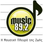 logo ραδιοφωνικού σταθμού Music