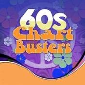 logo ραδιοφωνικού σταθμού 60s Chartbusters Radio