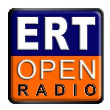 logo ραδιοφωνικού σταθμού Ertopen