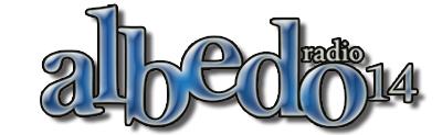 logo ραδιοφωνικού σταθμού Albedo14 Radio