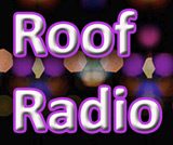 logo ραδιοφωνικού σταθμού Roof Radio