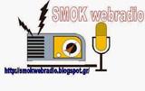 logo ραδιοφωνικού σταθμού SMOK WEB RADIO