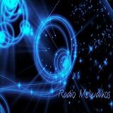 logo ραδιοφωνικού σταθμού radio melwdikos