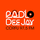 logo ραδιοφωνικού σταθμού Corfu Radio DeeJay