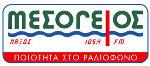 logo ραδιοφωνικού σταθμού Μεσόγειος