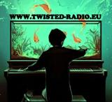 logo ραδιοφωνικού σταθμού Twisted Radio