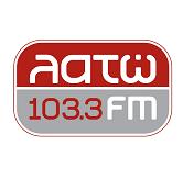 logo ραδιοφωνικού σταθμού Λατώ FM
