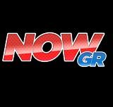 logo ραδιοφωνικού σταθμού Now GR