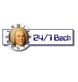 logo ραδιοφωνικού σταθμού Bach Radio