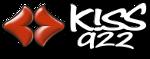 logo ραδιοφωνικού σταθμού Kiss FM Πάτρας