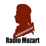 logo ραδιοφωνικού σταθμού Mozart Radio