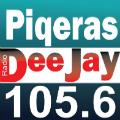 logo ραδιοφωνικού σταθμού Piqeras deejay