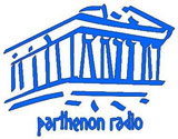 logo ραδιοφωνικού σταθμού Parthenon Radio