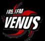 logo ραδιοφωνικού σταθμού Venus FM