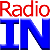 logo ραδιοφωνικού σταθμού 106,5 RadioIn
