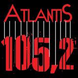 logo ραδιοφωνικού σταθμού Atlantis FM