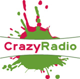 logo ραδιοφωνικού σταθμού Crazy Radio GR