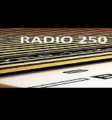 logo ραδιοφωνικού σταθμού Radio 250