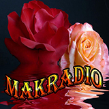 logo ραδιοφωνικού σταθμού Mak Radio