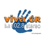 logo ραδιοφωνικού σταθμού Viva