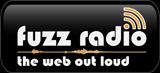logo ραδιοφωνικού σταθμού Fuzz Radio