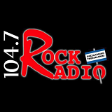 logo ραδιοφωνικού σταθμού Rock Radio