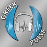 logo ραδιοφωνικού σταθμού Greek Pulse Radio