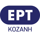 logo ραδιοφωνικού σταθμού ΕΡΤ Κοζάνης