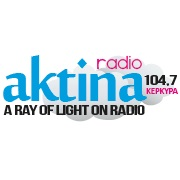 logo ραδιοφωνικού σταθμού Ακτίνα FM