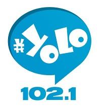 logo ραδιοφωνικού σταθμού Yolo Radio