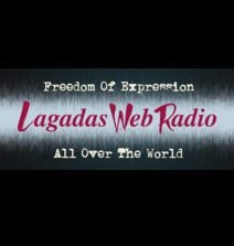 logo ραδιοφωνικού σταθμού Λαγκαδάς Web Radio