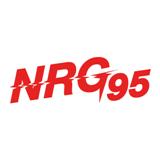 logo ραδιοφωνικού σταθμού N.R.G.