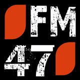 logo ραδιοφωνικού σταθμού International FM47
