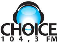 logo ραδιοφωνικού σταθμού Choice FM