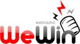 logo ραδιοφωνικού σταθμού WeWin Radio