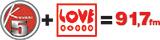 logo ραδιοφωνικού σταθμού Κανάλι 5 Love Radio