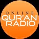 logo ραδιοφωνικού σταθμού Quran in Greek