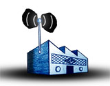 logo ραδιοφωνικού σταθμού Satisfactory