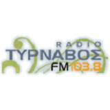 logo ραδιοφωνικού σταθμού Ράδιο Τύρναβος