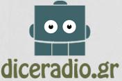 logo ραδιοφωνικού σταθμού Dice Radio
