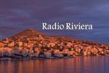 logo ραδιοφωνικού σταθμού Radio Riviera