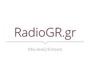 logo ραδιοφωνικού σταθμού RadioGR