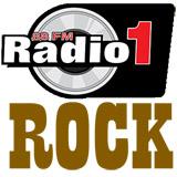 logo ραδιοφωνικού σταθμού Radio1 ROCK