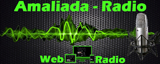 logo ραδιοφωνικού σταθμού AmaliadaRadio.gr