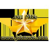 logo ραδιοφωνικού σταθμού JXB Music