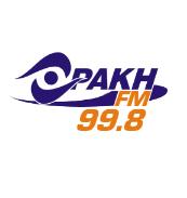 logo ραδιοφωνικού σταθμού Θράκη FM