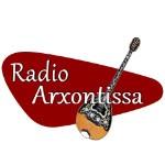 logo ραδιοφωνικού σταθμού Ράδιο Αρχόντισσα