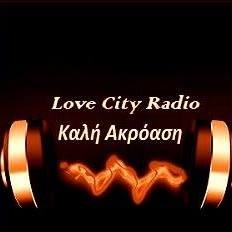 logo ραδιοφωνικού σταθμού Love City Radio