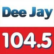 logo ραδιοφωνικού σταθμού DeeJay Βόλος