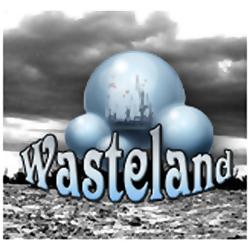 logo ραδιοφωνικού σταθμού Wasteland Radio